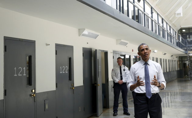 Obama Shortens Dozens More Federal Drug Sentences. Many Would Have Died Behind Bars.