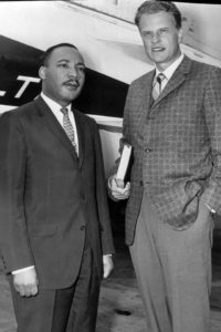 Billy Graham, MLK and the Power of Unity